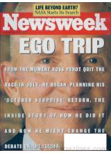 Списание Newsweek 1992-10-12