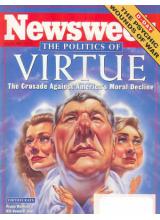 Списание Newsweek 1994-06-13