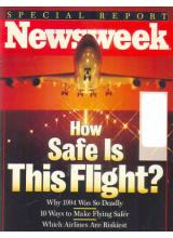 Списание Newsweek 1995-04-24