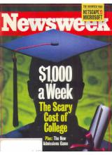 Списание Newsweek 1996-04-29