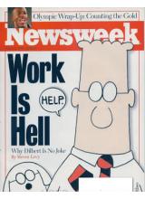 Списание Newsweek 1996-08-12