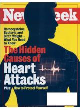 Списание Newsweek 1997-08-11
