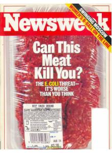 Списание Newsweek 1997-09-01