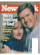 Списание Newsweek 1998-02-16