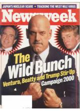 Списание Newsweek 1999-10-11