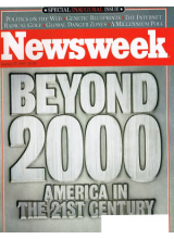 Списание Newsweek 1999-08-30