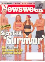 Списание Newsweek 2000-08-28
