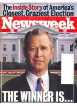 Списание Newsweek 2000-11-20
