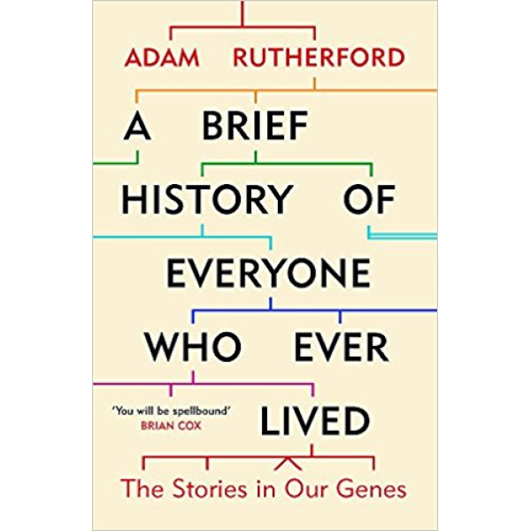 Adam Rutherford | A brief history of everyone who ever lived 1