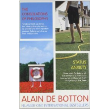 Alain de Botton | The Consolations of Philosophy / Status Anxiety