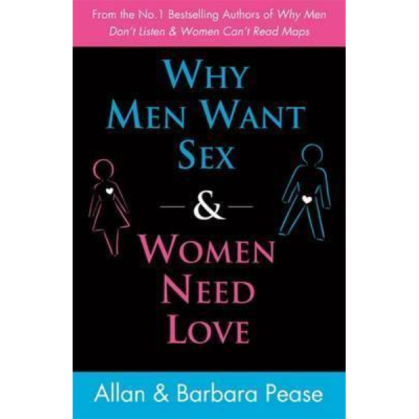 Allan Pease and Barbara Pease | Why Men Want Sex And Women Need Love 1