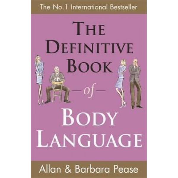 Allan Pease   The Definitive Book of Body Language 1