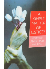 Angelia Wilson | A Simple Matter of Justice