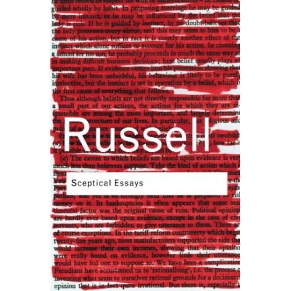 Bertrand Russell | Sceptical Essays 1