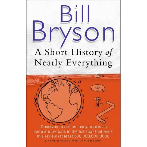 Bill Bryson   A Short History Of Nearly Everything 1