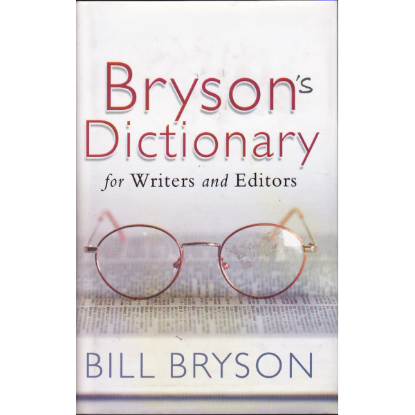 """Bill Bryson 