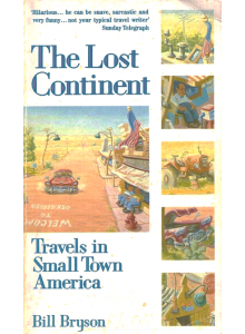 Bill Bryson | The Lost Continent