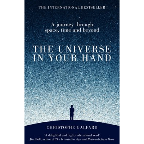 Christopher Galfard | The universe in your hand 1