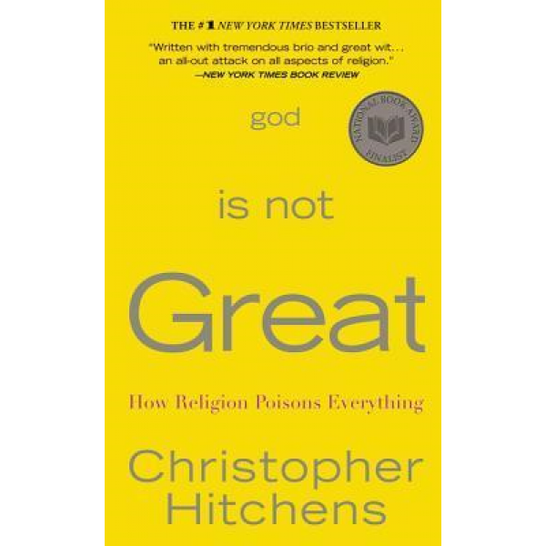 Christopher Hitchens | God is Not Great 1