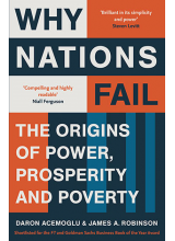 Daron Acemoglu and James Robinson | Why Nations Fail
