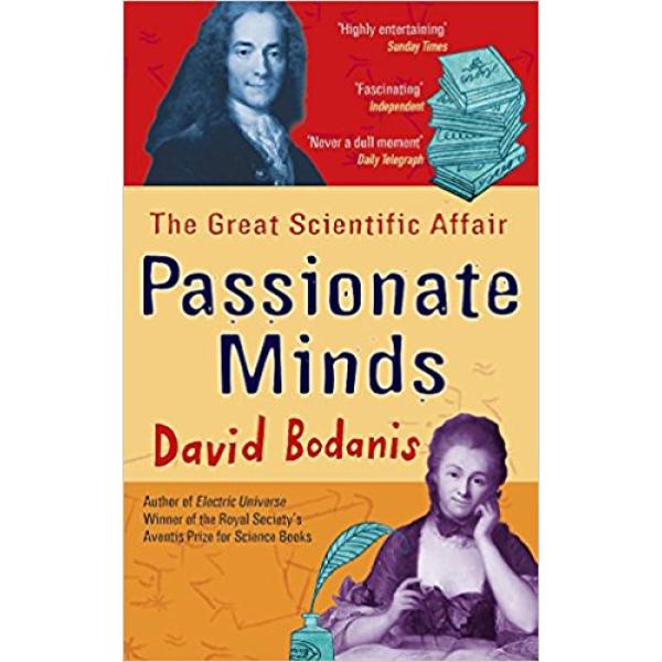 David Bodanis | Passionate minds 1
