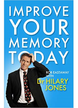 Dr Hilary Jones and Rob Eastaway | Improve Your Memory Today