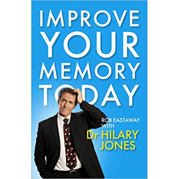 Dr Hilary Jones and Rob Eastaway | Improve Your Memory Today 1