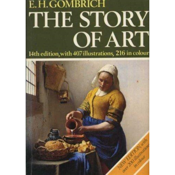 E H Gombrich | The Story Of Art 1
