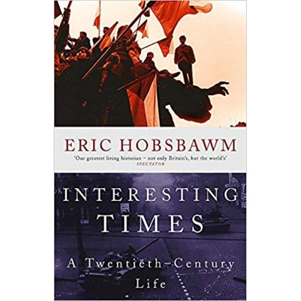 Eric Hobsbawm   Interesting Times 1