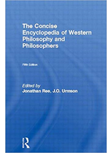J.O. Urmson  The Concise Encyclopedia Of Western Philosophy And Philosophers