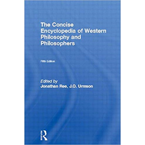 J.O. Urmson  | The Concise Encyclopedia Of Western Philosophy And Philosophers
