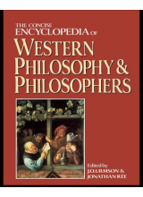 Jonathan Ree and J O Urmson | The Concise Encyclopedia of Western Philosophy and Philosophers