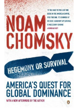 Noam Chomsky | Hegemony Or Survival