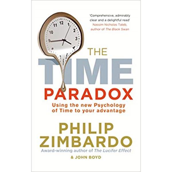 Philip Zimbardo | The Time Paradox 1