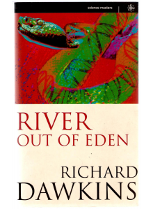 Richard Dawkins | River Out Of Eden