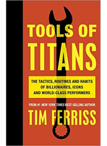 Tim Ferriss | Tools of Titans