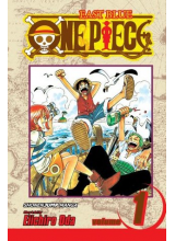 Манга | One Piece vol.01
