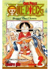 Манга | One Piece vol.02