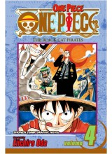Манга | One Piece vol.04