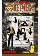 Манга | One Piece vol.06