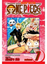 Манга | One Piece vol.07
