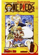 Манга | One Piece vol.08