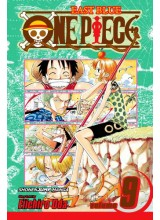 Манга | One Piece vol.09
