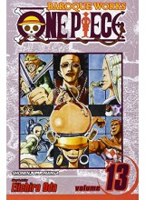 Манга | One Piece vol.13