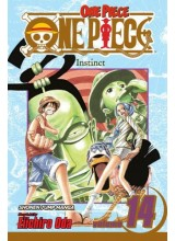 Манга | One Piece vol.14