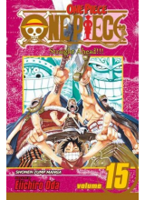 Манга | One Piece vol.15