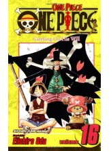 Манга | One Piece vol.16