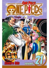 Манга | One Piece vol.21
