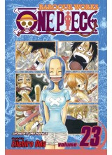 Манга | One Piece vol.23
