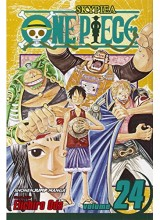 Манга | One Piece vol.24